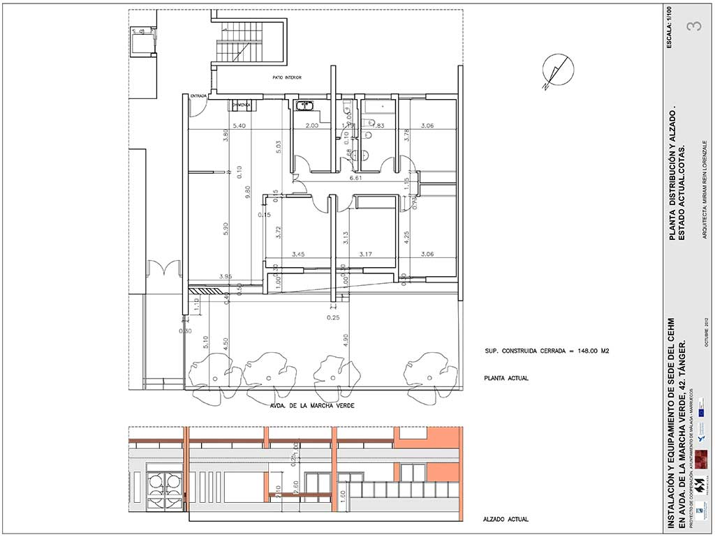 Rv arquitectas for Mobiliario marroqui