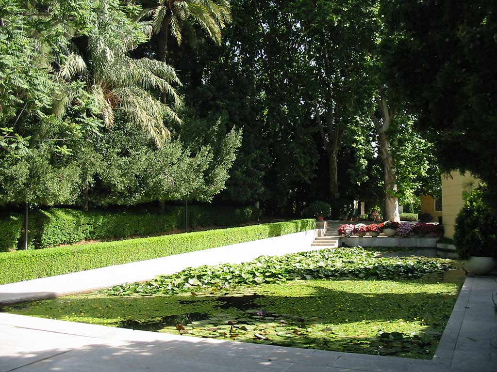 Rv arquitectas for Jardin botanico concepcion